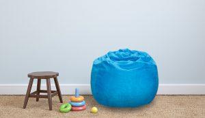 Ghế Lười Hình Giọt Nước Beanbag Chair Kích Thước 80×110 Cm