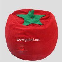 Gối lười trái cà chua cho bé