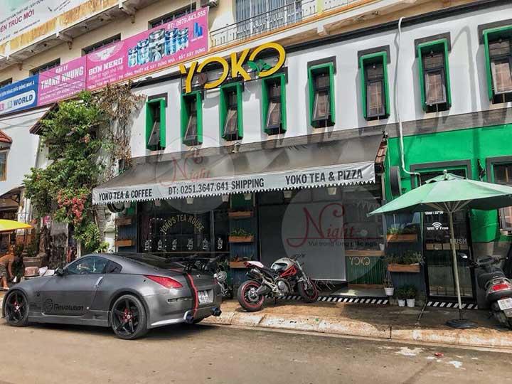 Quán trà sữa tại Long Khánh - Đồng Nai