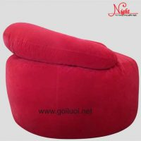 Ghế lười Sofa có tựa lưng Size M (Cỡ trung)