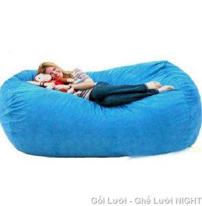 Ghế Sofa GL080 (Chất liệu Nhung lạnh hàn quốc) màu Đỏ, cỡ đại ngồi cho nhiều người